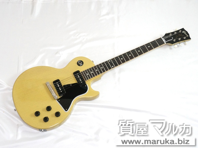 Gibson/Historic Collection LesPaul Special '60s VOS TV Yellow|質屋マルカ