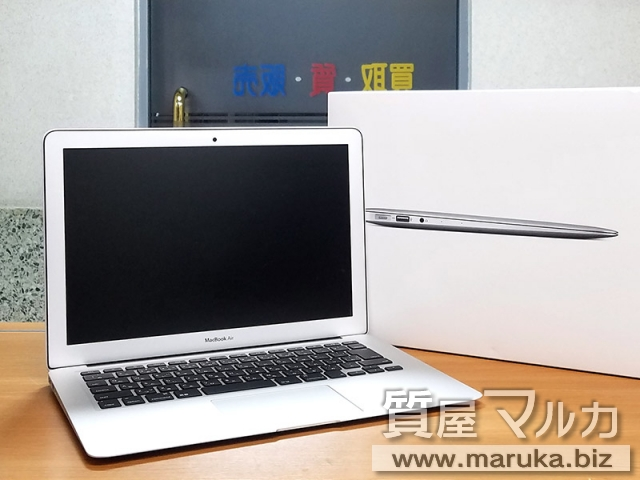 アップル・Mac/MacBook Air Early 2015 MMGF2J/A|質屋マルカ