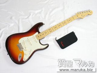 Fender USA Stratocaster American Delux Plus SSSの買取・質預かり