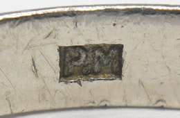 プラチナの刻印:PM